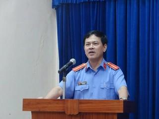 Viện kiểm sát nhân dân Đà Nẵng nói gì về nguyên Viện phó sàm sỡ bé gái?