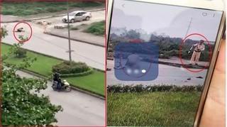 CSGT tại hiện trường cô gái bị đâm chết ở Ninh Bình tạm thời không được ra chốt