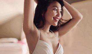 Ở tuổi 38, Hiền Thục vẫn đốt mắt người xem với hình ảnh bán nude sexy
