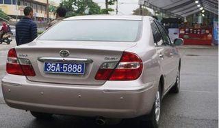 Trung tâm đăng kiểm Ninh Bình lên tiếng vụ xe công đeo 2 biển số xanh