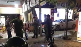 Vụ án mạng ở Thái Nguyên: Nạn nhân ngồi nhậu cùng vợ hung thủ