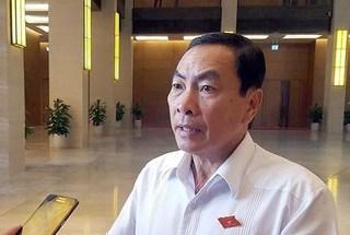 ĐBQH: Không ai tin hành động của cựu viện phó VKS Đà Nẵng là 'nựng'