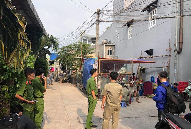 Nghi án chồng giết vợ tật nguyền rồi tự sát ở Sài Gòn