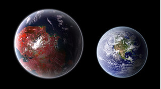 Trí thông minh nhân tạo phát hiện hai siêu trái đất