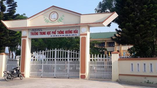Một trường THPT báo tin bị trộm đột nhập phá két sắt 'khoắng' sạch tiền