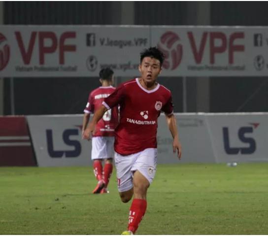Huỳnh Tiến Đạt giúp Phố Hiến có chiến thắng lịch sử ở giải hạng Nhất 2019