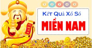 XSMN 4/5 - Kết quả xổ số Miền Nam hôm nay thứ 7 ngày 4/5/2019 - KQXSMN 4/5