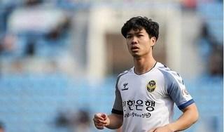 Báo chí Hàn Quốc bênh Công Phượng sau màn thể hiện mờ nhạt ở vòng 6 K.League