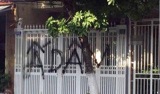 Công an trích xuất camera tìm người xịt sơn nhà nguyên Phó Viện trưởng VKSND Đà Nẵng