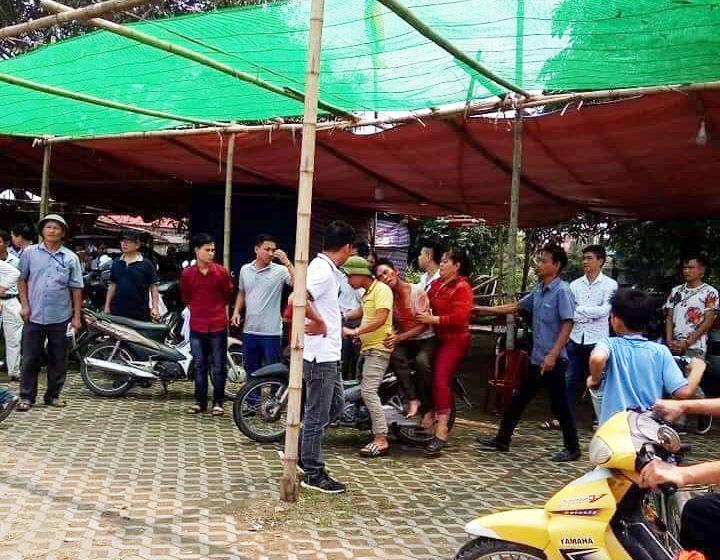 Nam Định: Từ chối nhận 5 nghìn đồng cho 7 người đi vệ sinh, chủ nhà bị đánh nhập viện