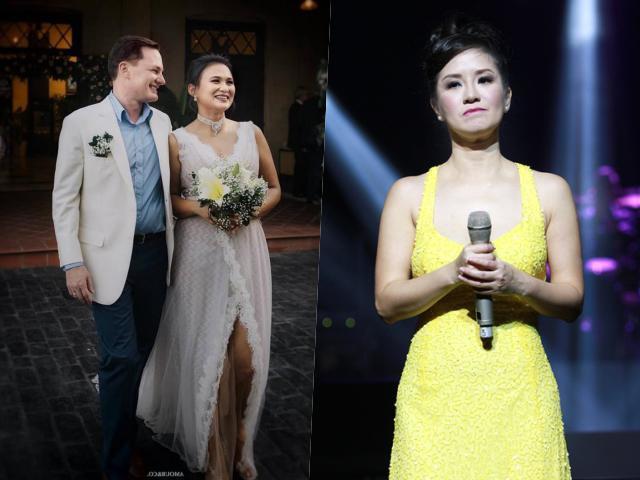 Quang Dũng, Bằng Kiều, Hà Kiều Anh động viên Hồng Nhung sau khi chồng cũ kết hôn