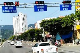 CSGT Đà Nẵng mở rộng kiểm tra đoàn xe của Trung Nguyên vượt đèn đỏ
