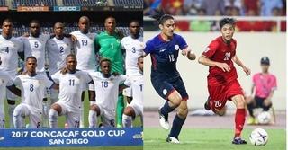 Đã xác định được đối thủ của đội tuyển Việt Nam tại King's Cup 2019