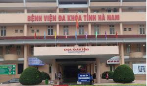 Hà Nam: Bắt quả tang 5 cán bộ y tế 'chia chác' tiền khám chữa bệnh