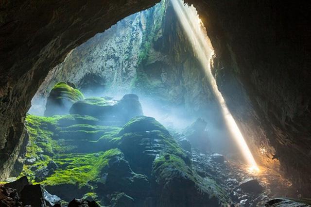 Phát hiện thêm sông ngầm sâu trong hang Sơn Đoòng