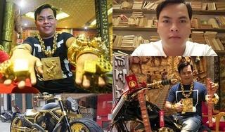 Đại gia đeo nhiều vàng nhất Việt Nam Phúc XO từng là tài xế taxi sống trong nghèo khó