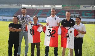 CLB HAGL chuẩn bị hợp tác với CLB nổi tiếng của Hà Lan?