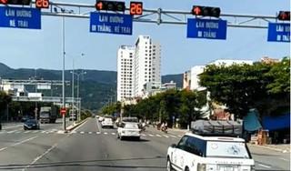 Đoàn xe của Trung Nguyên vượt đèn đỏ ở Đà Nẵng bị phạt nặng