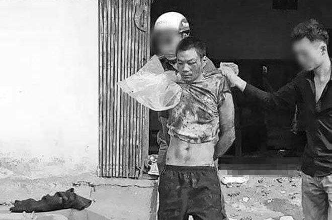 Lạng Sơn: Nghịch tử cầm dao chém bố mẹ trọng thương