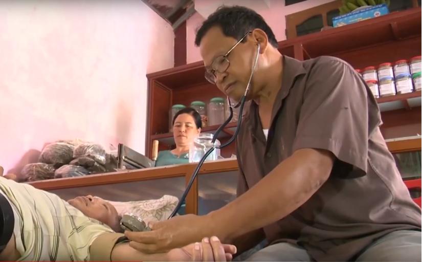 Gặp gỡ lương y Đào Đình Nhuận nổi tiếng với bài thuốc điều trị suy thận