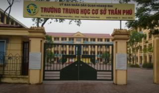 Một thầy giáo ở Hà Nội bị tố dâm ô 7 nam sinh