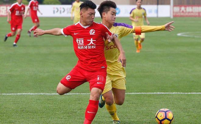 U17 Hà Nội bất ngờ gây sốc trước đội tuyển trẻ của Argentina