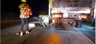 Tin tức TNGT ngày 11/4/2019: Đâm vào xe tải đang dừng, 1 cán bộ công an tử vong