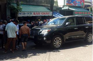 Xe Lexus biển tứ quý lao vào đám tang, 3 người chết, 8 người bị thương