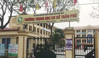 Thầy giáo ở Hà Nội bị tố dâm ô 7 nam sinh: Chỉ xoa đầu, khen ngợi