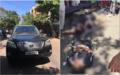 Người lái xe Lexus biển tứ quý lao vào đám tang không phải là chủ xe?