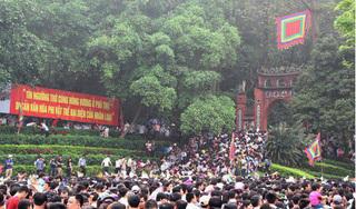 Tin tức thời sự 24h ngày 12/4: Khai hội Giỗ tổ Hùng Vương 2019