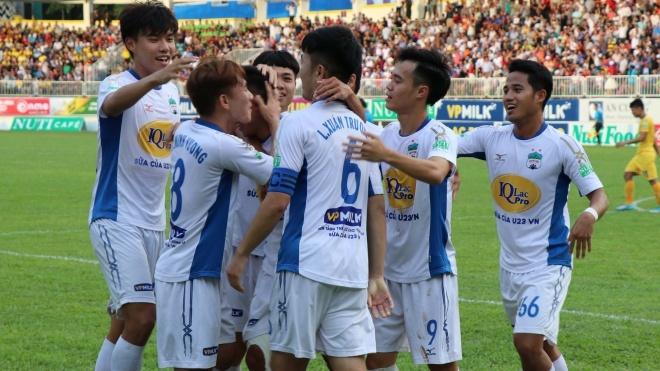 CLB HAGL sẽ tiếp đón Than Quảng Ninh trên sân nhà cuối tuần này