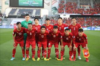 VFF tiết lộ số cầu thủ được HLV Park Hang Seo triệu tập