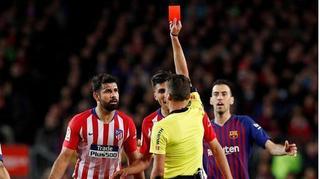 'Gã đồ tể' Diego Costa nhận án phạt cực nặng vì xúc phạm mẹ trọng tài