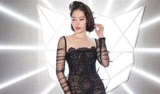 Giảm 12kg, Nam Em khoe trọn đường cong trong váy xuyên thấu
