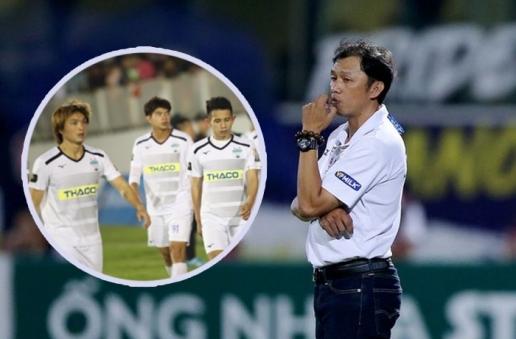 HLV Dương Minh Ninh tỏ ra khá bình thản trước các lời chê bai và chỉ trích của fan HAGL