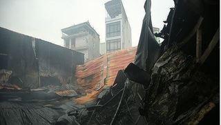 Nguyên nhân vụ cháy nhà xưởng ở Hà Nội khiến 8 người tử vong