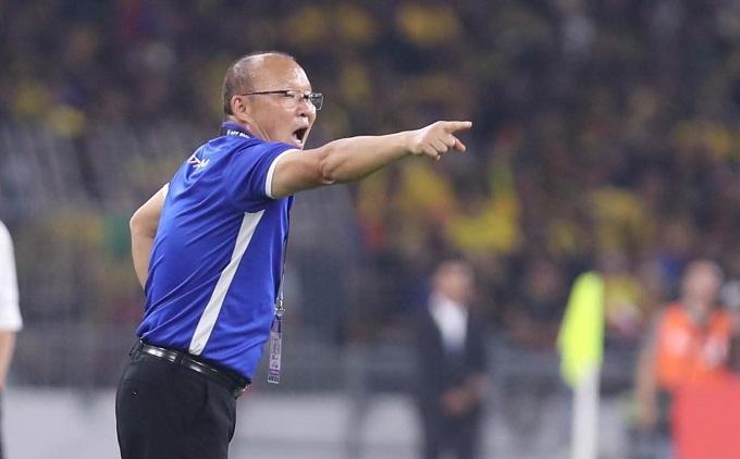 HLV Park Hang Seo gây ấn tượng mạnh cùng bóng đá Việt Nam