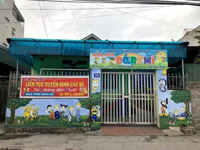 Tin mới nhất vụ giáo viên mầm non ở Quảng Ninh bạo hành trẻ