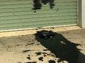 Vừa chuyển trụ sở, công ty vận tải ở Hải Phòng bị đổ chất bẩn 'dằn mặt'