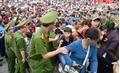 Hàng nghìn chiến sĩ tham gia đảm bảo an ninh lễ hội đền Hùng 2019