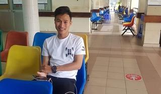 Triệu Việt Hưng báo tin vui với người hâm mộ bóng đá Việt Nam