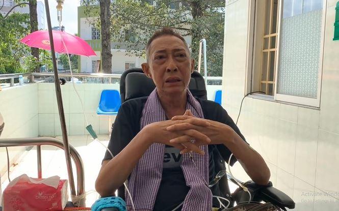 Nghệ sĩ Lê Bình: Xin trời cho đủ sức làm nốt 3 việc cuối cùng trước khi ra đi...