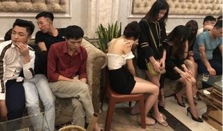Hưng Yên: Bắt giữ 26 nam nữ nghi sử dụng ma túy, 'bay lắc' trong quán karaoke