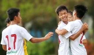 Đội tuyển U15 HAGL xuất sắc nhất vòng loại U15 QG 2019