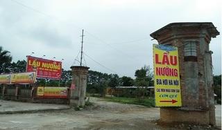 Dự án Vườn sinh thái nhà nghỉ cuối tuần tại huyện Quốc Oai: Xây dựng sai thiết kế, sai quy hoạch