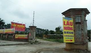 Sở TN & MT Hà Nội vào cuộc kiểm tra Dự án Vườn sinh thái nhà nghỉ cuối tuần