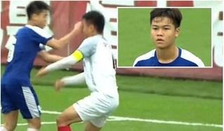 HLV Lê Thụy Hải: 'Cầu thủ đấm vào mặt đồng nghiệp Trung Quốc nên nghỉ luôn'