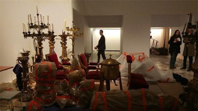 Các bảo vật vô giá tại Nhà thờ Đức Bà Paris ra sao sau vụ hỏa hoạn?