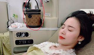 Midu bị mất hàng trăm triệu tại ga tàu điện khi đi du lịch ở Hàn Quốc